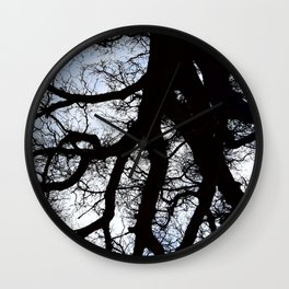 Branch Out Wall Clock