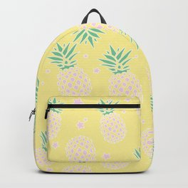 My Pineapple Yellow Backpack