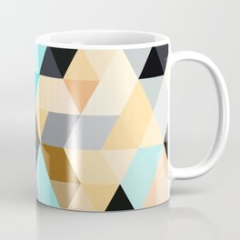 Flux Blue Coffee Mug