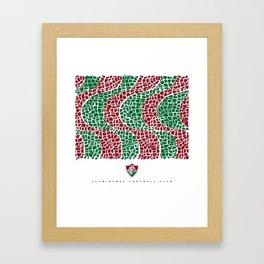 Fluminense Framed Art Print