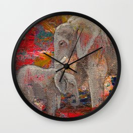 Family Bond Wall Clock