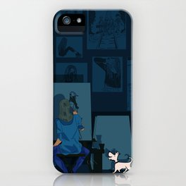 My name is Luka iPhone Case