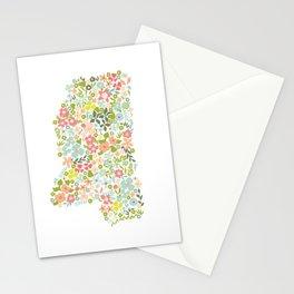 Mississippi Florals Stationery Cards