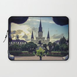 Through the Iron Gates Laptop Sleeve
