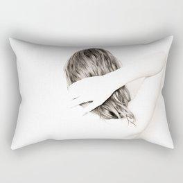bodyscape XV. Rectangular Pillow