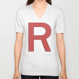 Team Rocket Shirt Unisex V-Neck