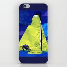 Under The Streetlight iPhone & iPod Skin