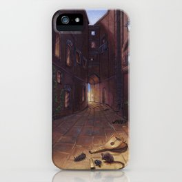 An Alley In Tarbean iPhone Case