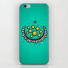 FUNNY EYEBALLS iPhone & iPod Skin