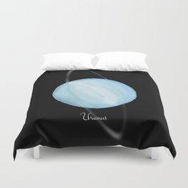 Uranus #2 Duvet Cover