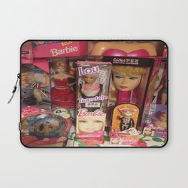 #BarbieLou with tomodachi  Laptop Sleeve