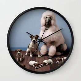 The Family Wall Clock