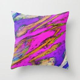 Shark spin 3 Throw Pillow