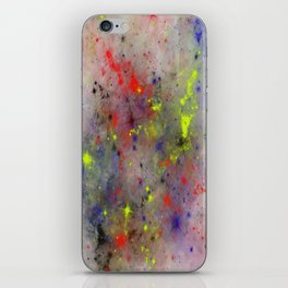Primary Space iPhone Skin