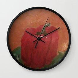 Pepper No. 1 Wall Clock