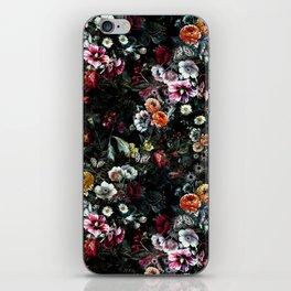 Night Garden XIV iPhone Skin