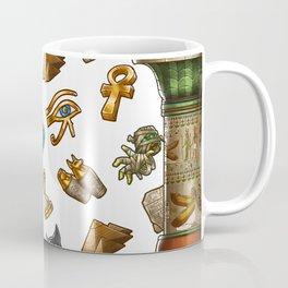 Nefertiti's Quest : Patterns Coffee Mug