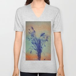 Small Beauties of Nature Unisex V-Neck