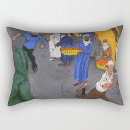 Bloody Do Gooders Rectangular Pillow