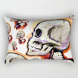 Bone Head Rectangular Pillow