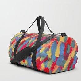 Abstraction flower Duffle Bag