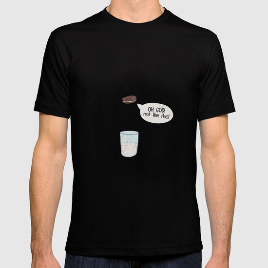 a biscuit's journey T-shirt