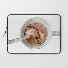Breakfast mug Laptop Sleeve