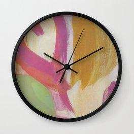 California Vibe Wall Clock