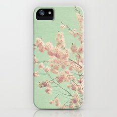 Blossom Diptych Slim Case iPhone (5, 5s)