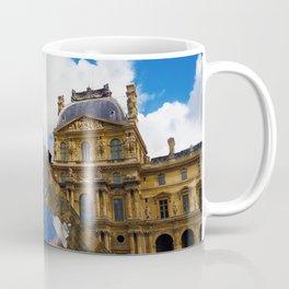 The Louvre Pyramid Coffee Mug