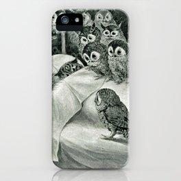 Cat's Nightmare - Louis Wain Cats iPhone Case