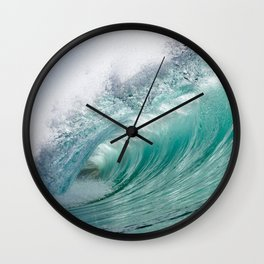 Tunnel Wall Clock