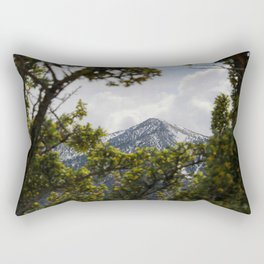 Tree Frame Rectangular Pillow