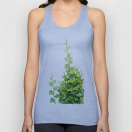 By the wall Unisex Tank Top