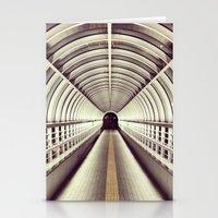 bridge Stationery Cards featuring Bridge by BarWy