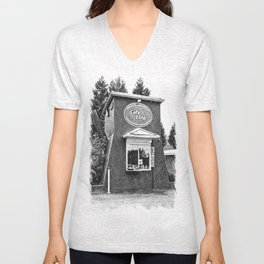 Coffee pot stand Unisex V-Neck