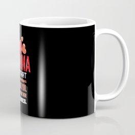 I Love Trauma For Trauma Nurses Coffee Mug
