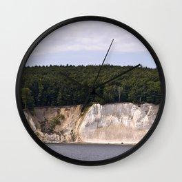 Stonecoast - Jasmund Bay - Isle Ruegen Wall Clock