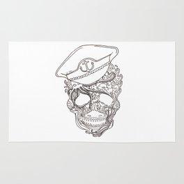 Captain Ocean Rug