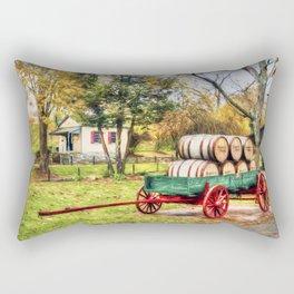 Bourbon Rectangular Pillow