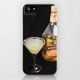 A Little Nip - Margarita iPhone Case