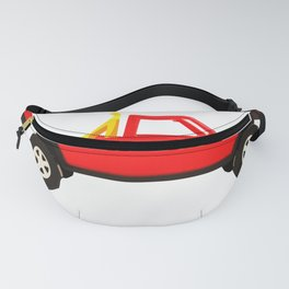 Jump the Hump Fanny Pack