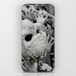 Hands of Desire iPhone Skin