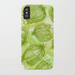 Verde que te quiero Verde iPhone Case