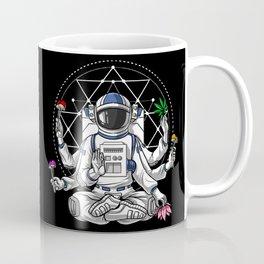 Psychedelic Astronaut Psychonaut  Coffee Mug