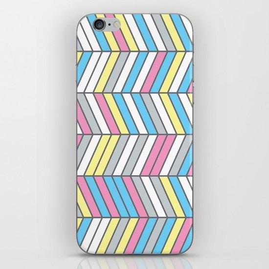 Four Colour Process iPhone & iPod Skin