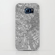 Tokyo Map Line Slim Case Galaxy S6