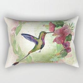 Fleeting serendipity Rectangular Pillow