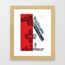 Magnum Framed Art Print
