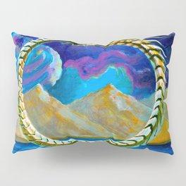 Ouroboros by Adam France Pillow Sham